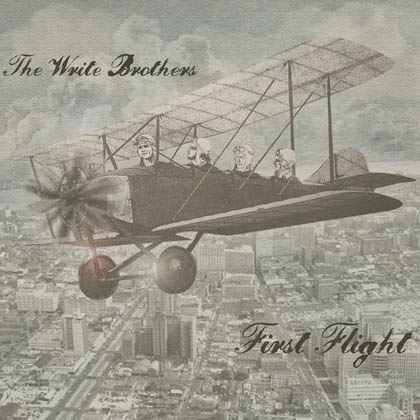 First Flight CD Cover